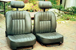 XJC seats refurbished - Click to enlarge
